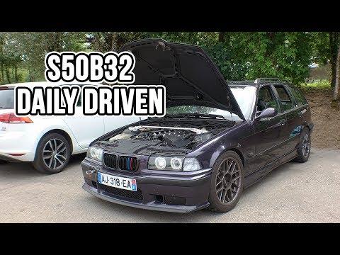 E36 M3 Touring build