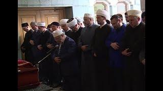 Джаназа намаз по Валерии Иман Пороховой в Московской Соборной мечети