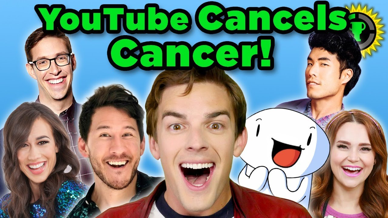 #CancelCancer LIVE w/ Game Theory + St. Jude (Ft. Markiplier, Try Guys, TheOdd1sOut, and MORE!)