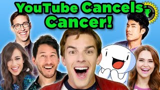 Download #CancelCancer LIVE w/ Game Theory + St. Jude (Ft. Markiplier, Try Guys, TheOdd1sOut, and MORE!) Mp3 and Videos