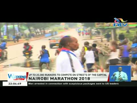 Up to 20,000 runners to compete in Standard Chartered Nairobi Marathon 2018
