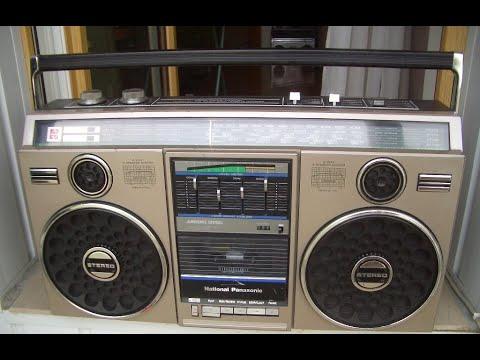 National Panasonic RX 5050F обзор