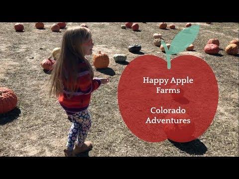 Happy Apple Farms {Colorado Adventures}