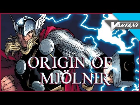 One Shot: Origin Of Thors Hammer Mjolnir!