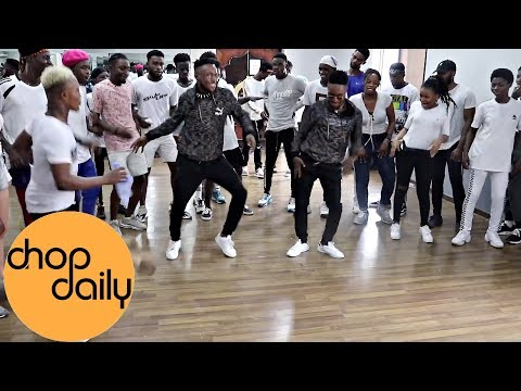 20 Minutes of Dance Talent in Ghana | Chop Daily x Wusu x MMorgan - Shitto thumbnail