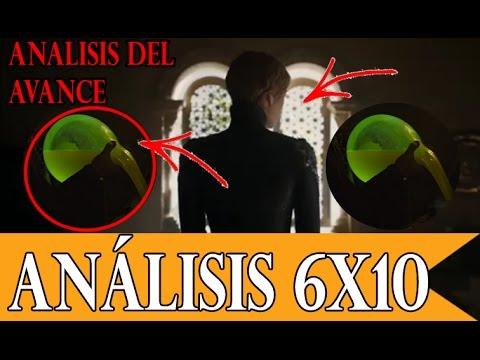 Análisis Teaser 6x10 Juego De Tronos Vientos De Invierno Subtitulado Español Youtube