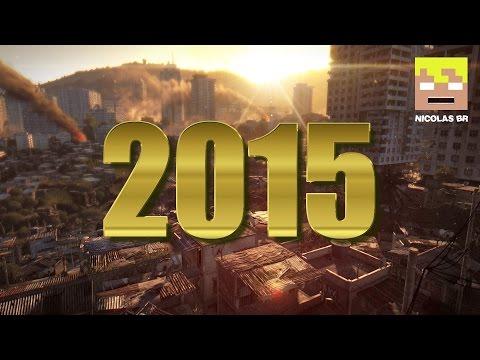 Primeiro Vídeo de 2015!