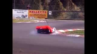 2001 IFMAR 1/8 On-Road World Championship Crashes (Ray Wood RC)