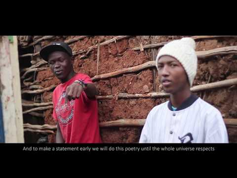BfG Rap Icon  ft Ally the Poet - Poverty Ni Crisis. (Official video 2017)