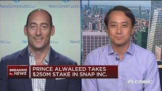 If you care about fundamentals, stay away from Snap, says New Constructs CEO