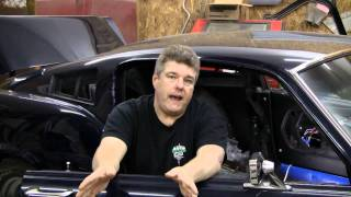 Episode 54 Stereo For Classic Muscle Cars Mustangs, Camaros Chevelles and Challengers Autorestomod
