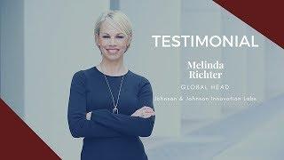 Repeat youtube video Melinda Richter, Head of Johnson & Johnson Innovation Labs (JLABS)