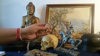 Покупки антиквариата в Австрии. Обзор статуи Будды, пехотный ремень Вермахта, шахматы и др.
