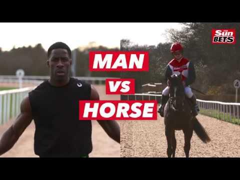 Man V Horse