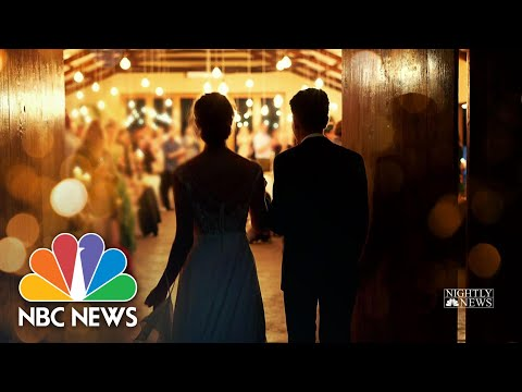 Couples Get Creative With Wedding Ceremonies Amid Pandemic | NBC Nightly News