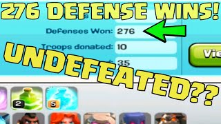 "Clash Of Clans ""THE UNDEFEATED LAYOUT"" (?) 