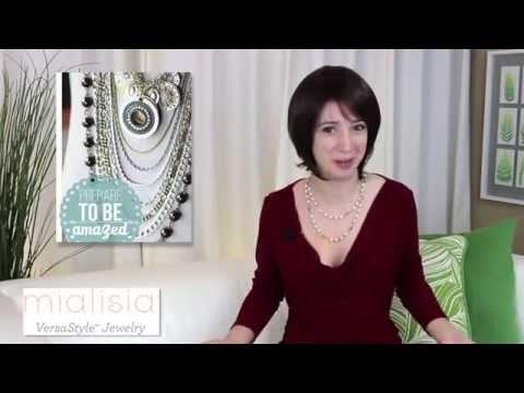 NY Fashion Review of Mialisia Jewelry