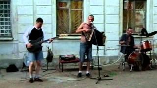 �������� ���� 30.08.15 Концерт живой музыки за ДК ������