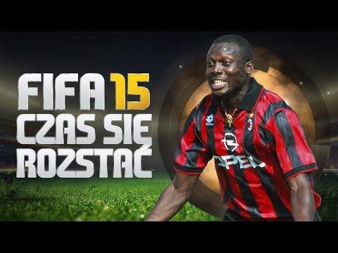 Najstarsza FIFA z działającymi serwerami! - Pożegnanie FIFA 15