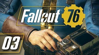 HERBATA Z MIODEM WARTA ŻYCIA    Fallout 76 [#3]