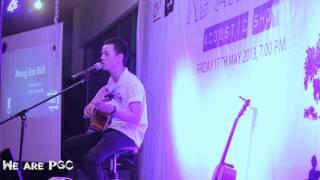 """PTIT Guitar Club - Mong Em Biết @ """"We Are PGC"""" show"""