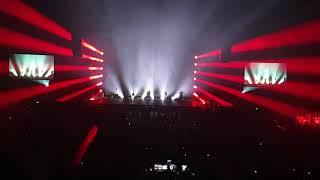 Pentatonix concert, Spark Arena, Auckland, NZ. 15 February 2020.