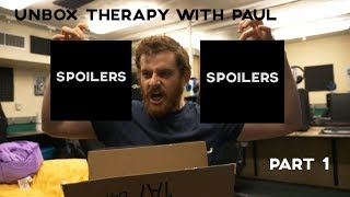 Unbox Therapy With Paul: Part 1