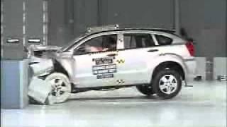 ► 2007 Dodge Caliber - CRASH TEST