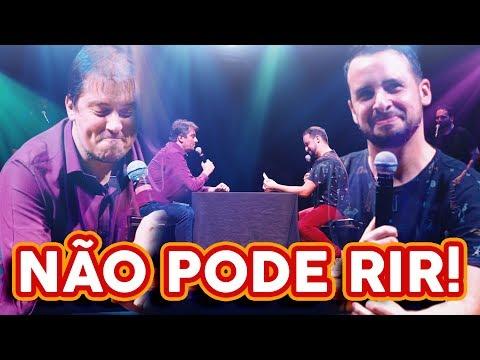 NÃO PODE RIR! UTC no Teatro - com BRUNO BERG, THIAGO CARMONA, JOAO BASÍLIO e BRUNO COSTOLI