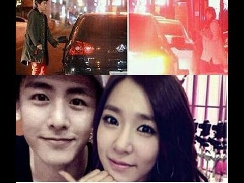 nichkhun and tiffany dating 2014 So yeah, they are dating, and have been for awhile i hope the are in good terms she said this when she was asked about taeny many are probably wondering why.