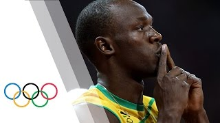Download Usain Bolt Wins Olympic 100m Gold | London 2012 Olympic Games Mp3 and Videos