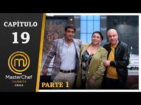 MASTERCHEF CELEBRITY CHILE   CAPÍTULO 19   PARTE 1   TEMPORADA 1