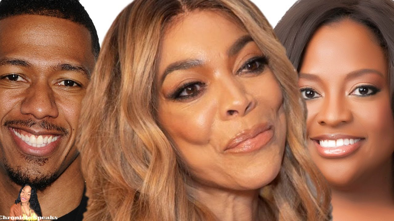 Wendy Williams EMERGES WITHOUT Hubby| Nick Cannon Taking Over Show Followed By Sherri Shepherd