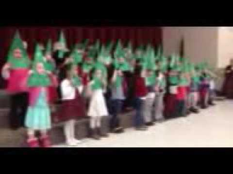 Cherry Hill elementary school Cristmass 2015