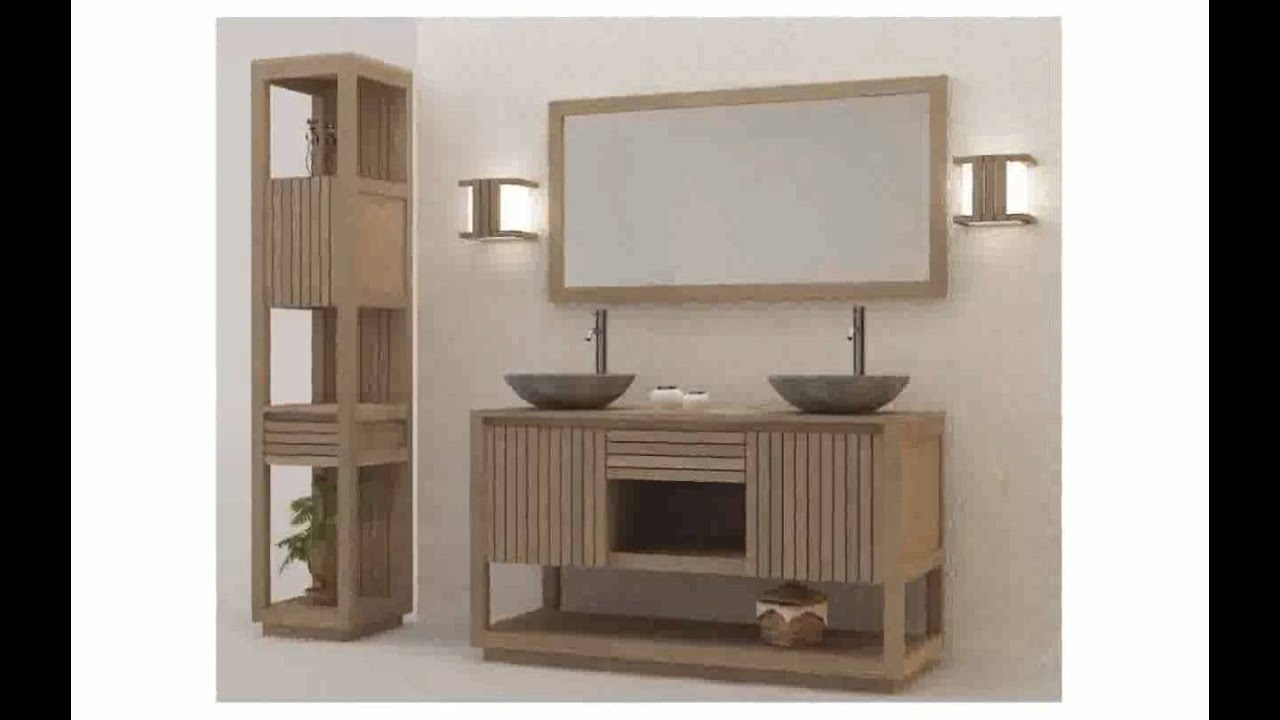armoire pour salle de bain sheliraba youtube. Black Bedroom Furniture Sets. Home Design Ideas