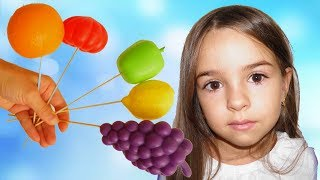 Baby Learn Fruits with Finger Family Song