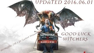 Witcher 3 Cave Troll Liver Farm 1.21(UPDATED Blood and Wine DLC) 3x faster farming (bonus easteregg)