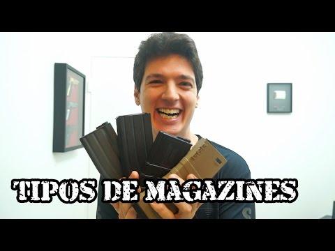 TIPOS DE MAGAZINES - HI - MID e LOW CAP by Luiz Rider