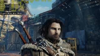 GamePlay Middle Earth Shadow of Mordor - GTX 1080 4K