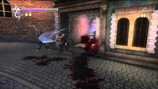 Ninja Gaiden Sigma Gameplay [PS3] - Capítulo 6