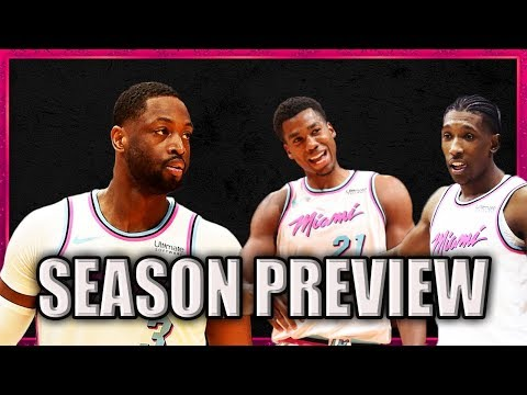 Miami Heat 2018-19 Season Preview (30 Teams in 30 Days)