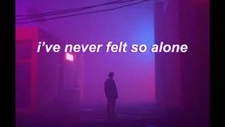 I've Never Felt So Alone - Labrinth (1 hour loop)