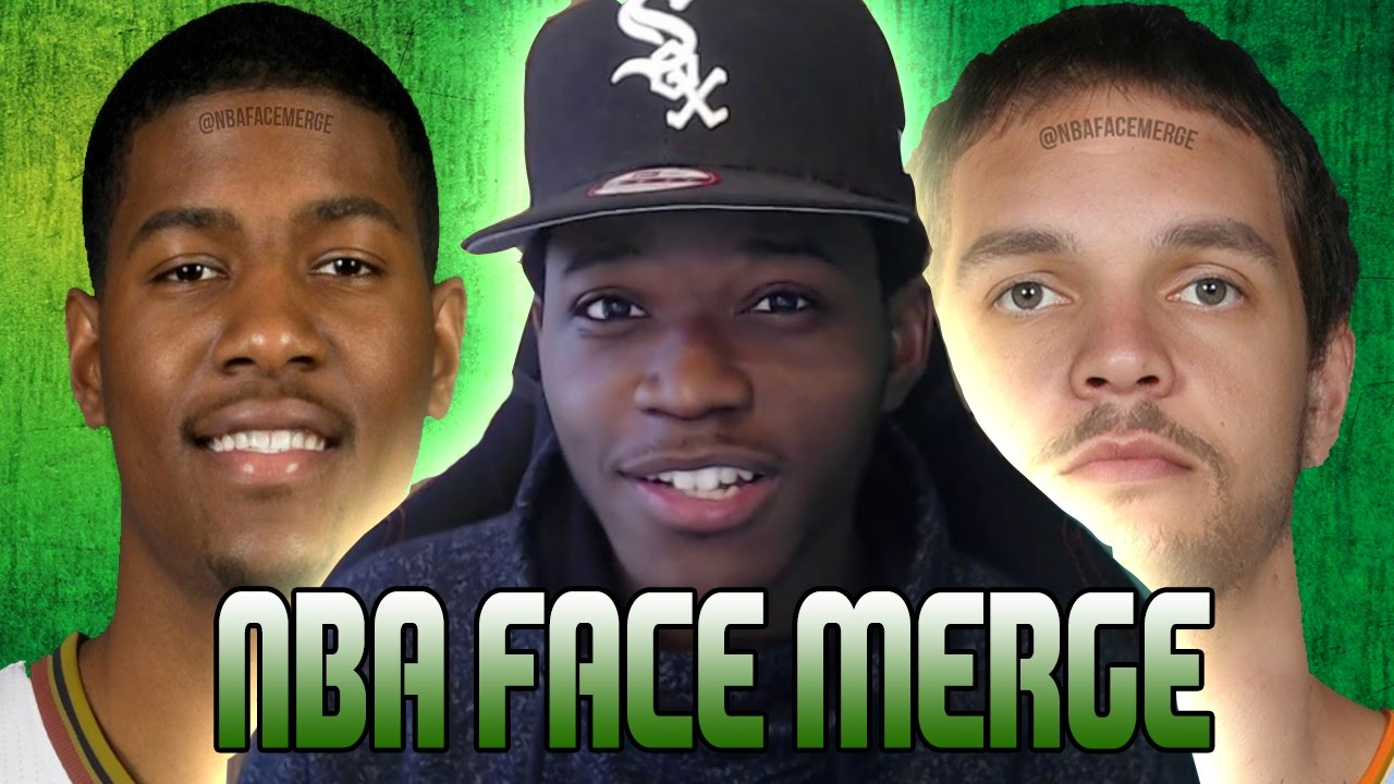 NBA FACE MERGE CHALLENGE | KOT4Q