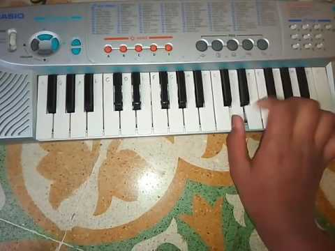 Swapna Chalun Ale Song On Piano
