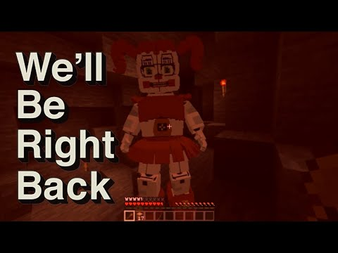 We'll be Right Back in Minecraft FNAF Compilation 39