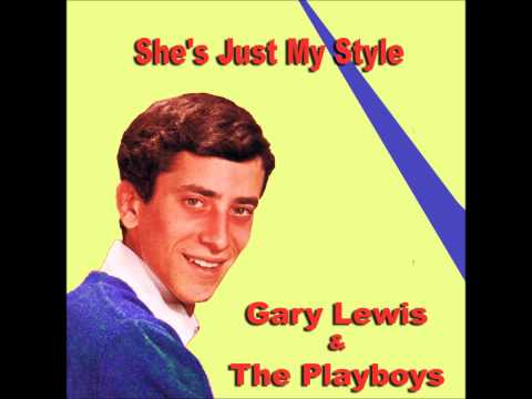 GARY LEWIS AND THE PLAYBOYS Shes Just My Style  1966  HQ