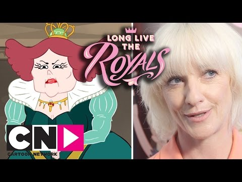 Long Live The Royals   Interview With Jane Horrocks   Cartoon Network