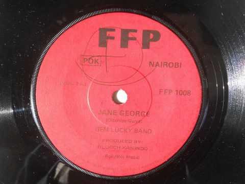Gem Lucky Band - Jane George (Nairobi) (FFP 1008)