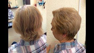 Как придать волосам объем ? Щадящая химическая завивка волос