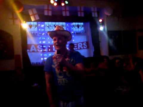 Last orders karaoke